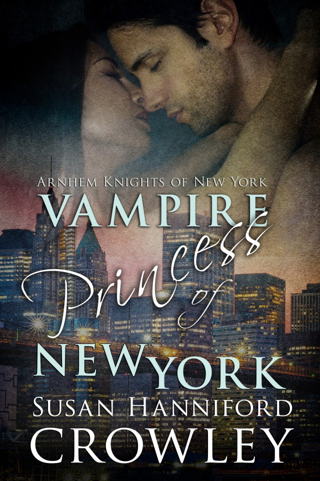 Contest Winner from Susan Hanniford Crowley and Vampire Princess of New York