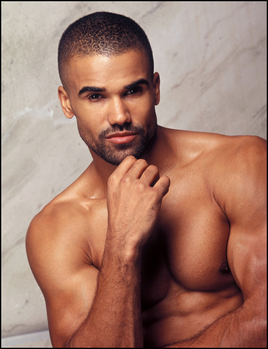 10 Sexiest Guys on TV!!! by Leia Shaw | Nights of Passion Shemar Moore Criminal Minds