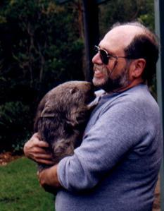 Wombat with Wombat