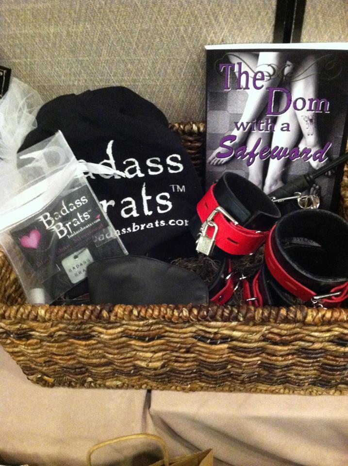 Bdsm gift basket