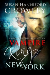 Vampire King of New York available at Kindle, Nook and Kobo