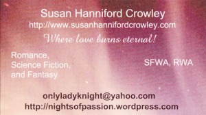 2nd Romance author card