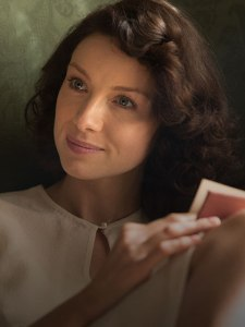 Claire Randall Fraser from Outlander--A Feisty Heroine par excellence