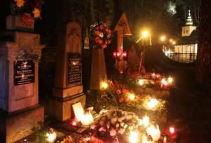 All Saints and All Souls Day in Poland