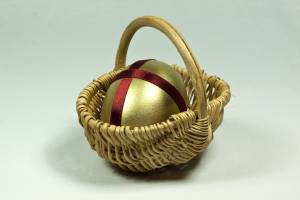 Special gold egg