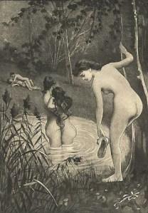 Scene from Fanny Hill