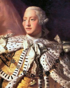 """George III of the United Kingdom"" by Allan Ramsay"