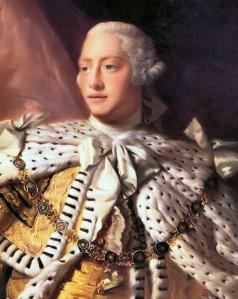 """George III of the United Kingdom"" by Allan Ramsay"