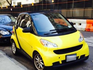 Smartcarphotoblurred