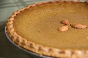 My favorite:  Pumpkin Pie