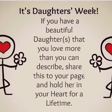 Daughters' Week