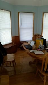 My Main Writing Nook