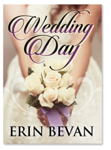 Eric Bevan weddingday