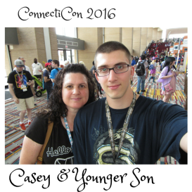 ConnectiCon 2016 Casey and Son