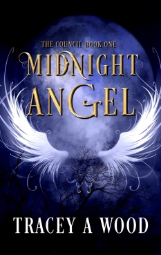 tracey woodMIDNIGHT ANGEL