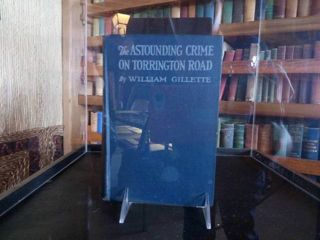 Wiliam Gillette book