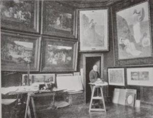 Bierstadts studio 10th street