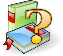book_ question mark