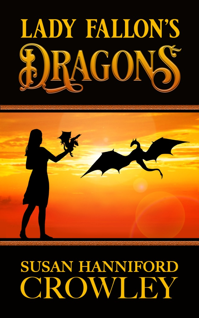 Cover of Lady Fallon's Dragons